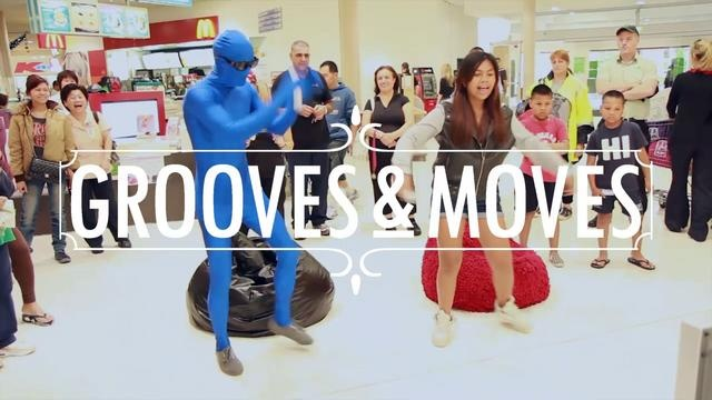 Grooves & Moves - IICONIC Leisure & Tech Showreel