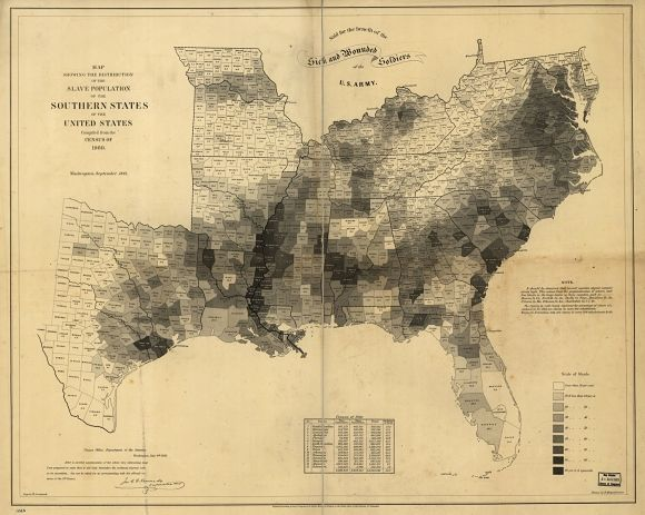 Even Abraham Lincoln Loved Infographics: A Visual History of Mapping Data