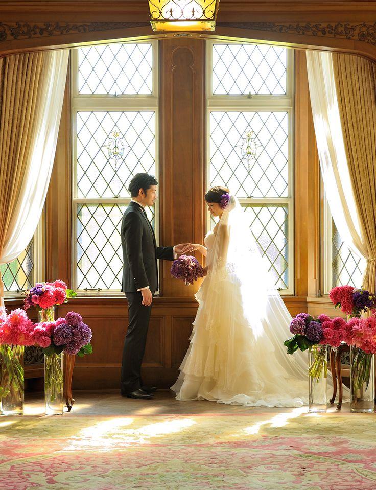 #wedding party #vintage #classic #NOVARESE #ウエディング パーティ #フラワー #ヴィンテージ #クラシック #ノバレーゼ #ジェームス邸