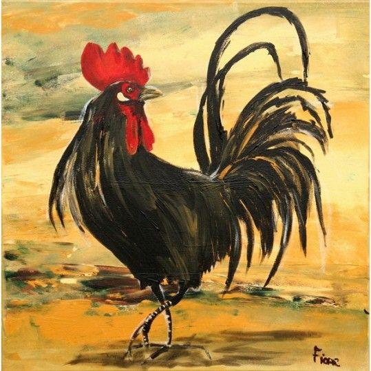 17 beste idee n over haan schilderij op pinterest hanen kip kunst en haan kunst - Moderne kamer volwassen schilderij ...