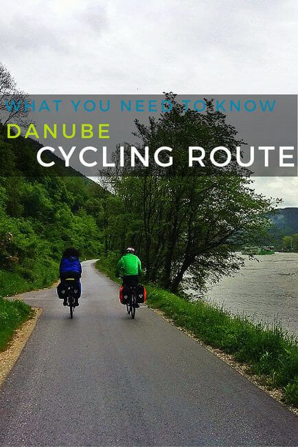 Danube Cycling Route: What You Need to Know via @https://de.pinterest.com/Laurel_Robbins/