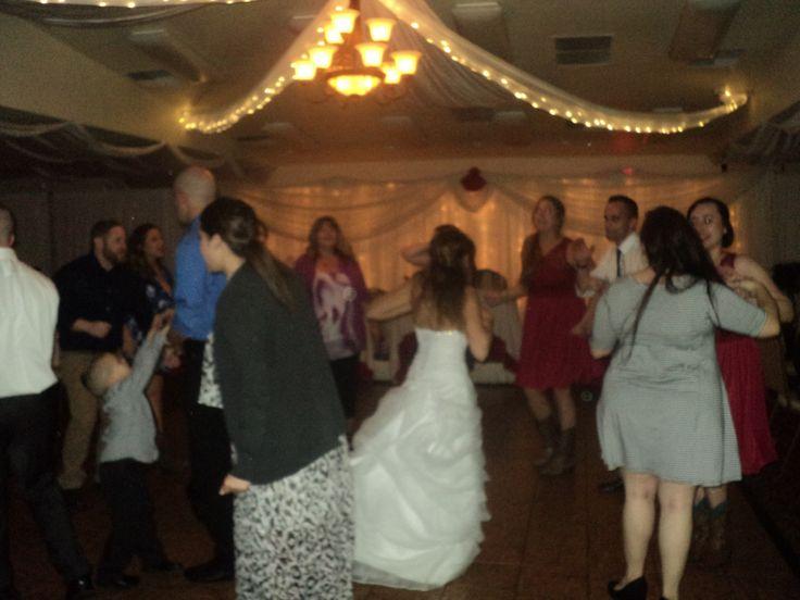 Fresno dj for wedding in Sanger Luce Wonder Valley Resort
