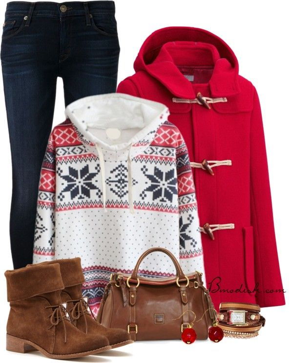 35 Winter Outfits Polyvore Ideas To Keep You Warm - Be Modish - Be Modish