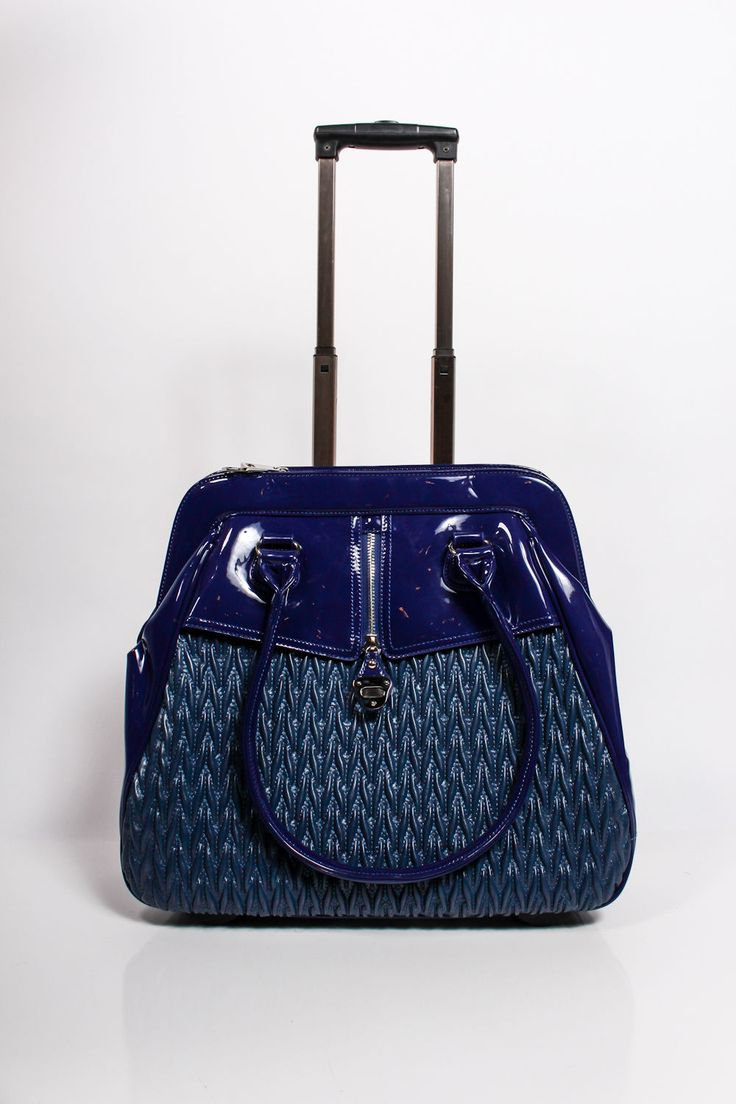 17 best bags on wheels images on pinterest travel bags. Black Bedroom Furniture Sets. Home Design Ideas
