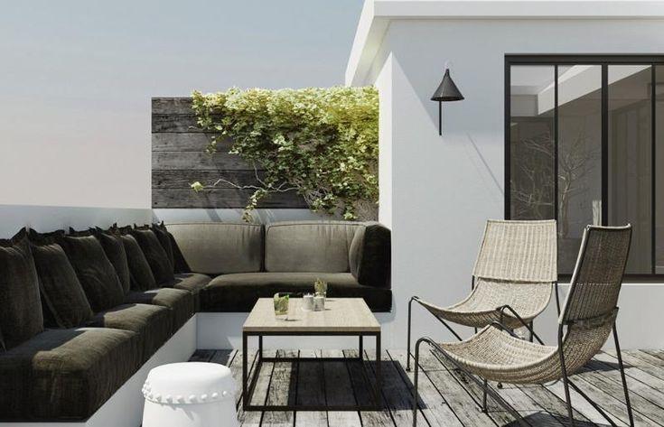 Attic apartment inBarcelona - desire to inspire - desiretoinspire.net