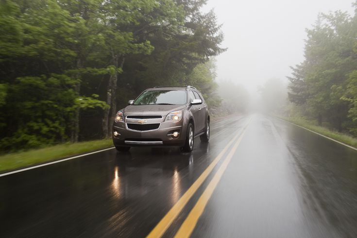 2016 Chevy Equinox debut