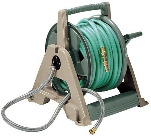 find this pin and more on garden hose reel by sulias - Garden Hose Reels