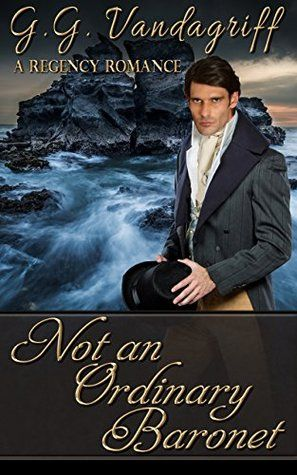 Not an Ordinary Baronet: A Regency Romance by G.G. Vandagriff Publication Date January 9, 2018 Genres: Clean Romance, Historical Fiction, Mystery, Suspense Setting: England Regency Era – UK – 1795 – 1837 Written for: Adult Pages: 183 My Rating Synopsis: #1 Bestselling Author in Regency Romance! One morning, along the …