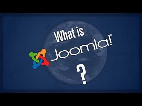 What is Joomla? Learn about the Joomla! Application