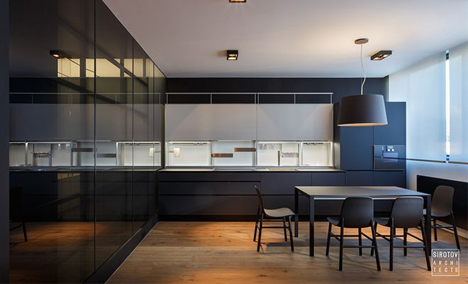 dt1house by SIROTOVARCHITECTS