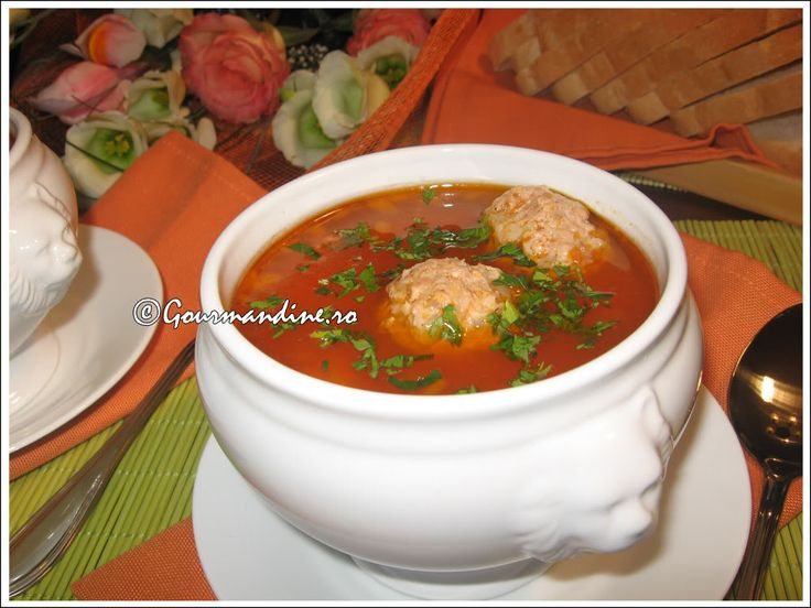 The way Doamna Doinita make this soup is my favourite!