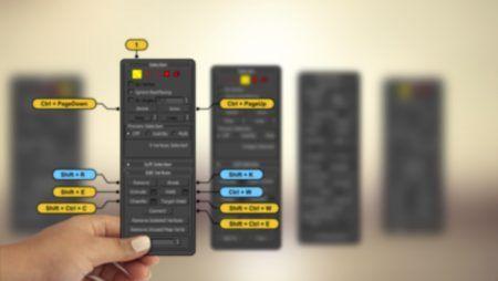 Atajos de teclado para 3ds Max