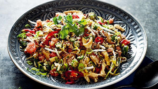 Pete Evans' cauliflower fried rice :: Australian Women's Weekly Mobile