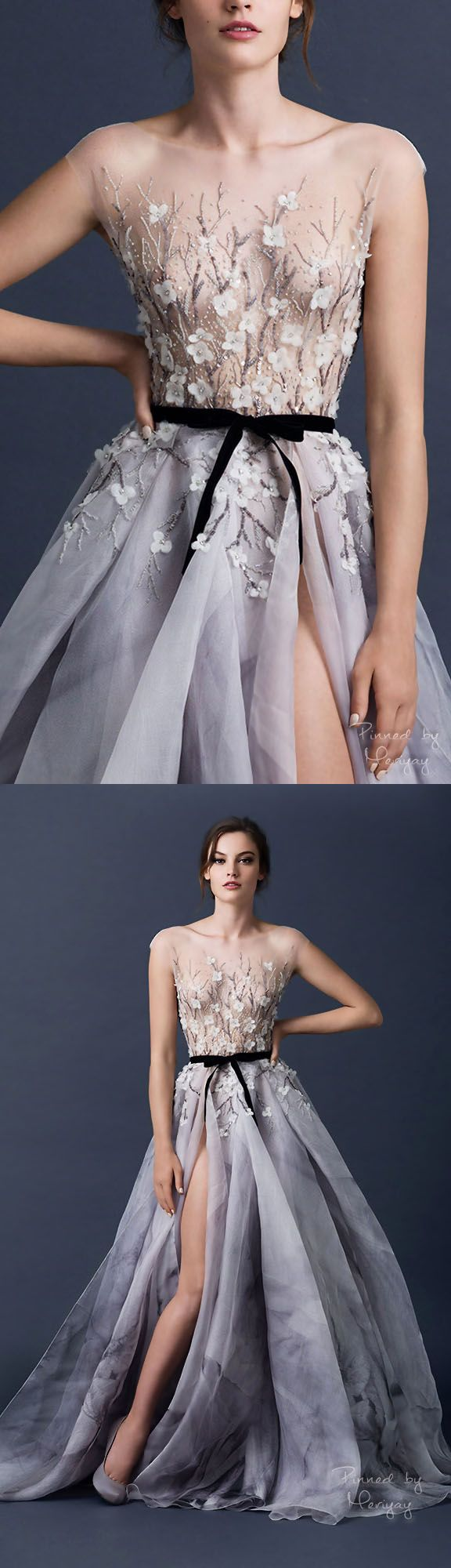 Paolo Sebastian 2015 - one of those things I'd probably never actually wear, but gorgeous nonetheless