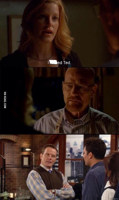 Breaking Bad x HIMYM