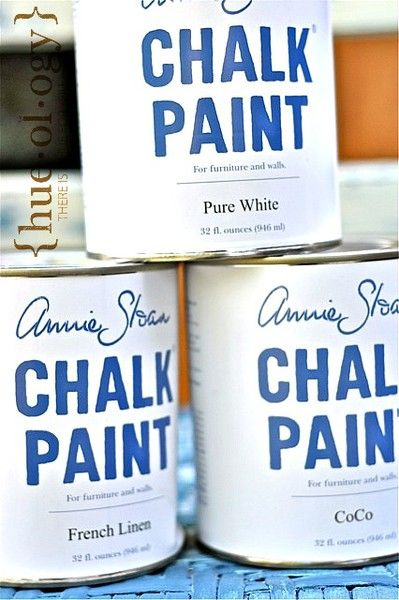 Fun with Chalk Paint #Chalk Paint: Old Furniture, Furniture Redo, Chalk Paintings Projects, Pin Today, Paintings Cans, Furniture Paintings, Annie Sloan, Chalk Paintings Furniture, Paintings Chalk