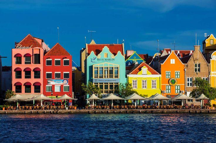 Willemstad, Curacao, Sudul Mării Caraibilor