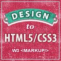 Design to HTML Services, do you have a specific design in mind already? Do you have all the graphics ready and need us to create it for you in beautiful HTML5 and CSS3 language, then get in touch: http://www.artistsweb.co.uk