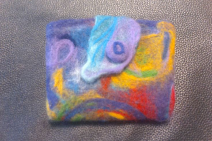 ... felting on Pinterest | Gift card holders, Needle felting and Tree of
