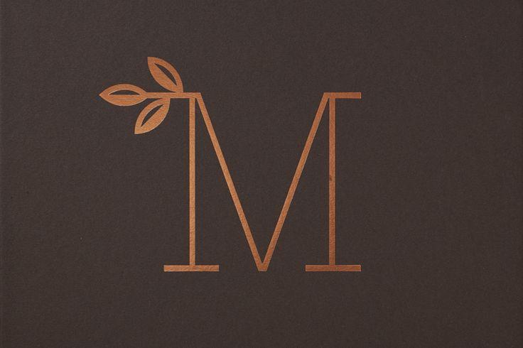 Monogram by Pentagram for new property development The Mansion on Marylebone Lane