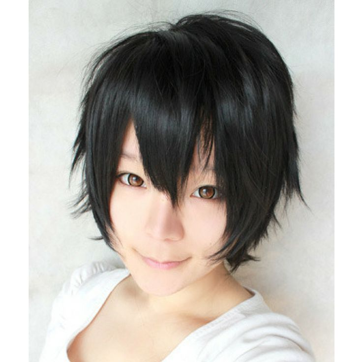 My Little Monster Yoshida Haru Cosplay Wig CP167258