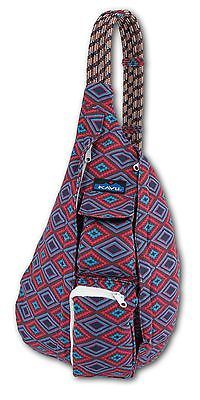 KAVU ROPE & SLING BAGS BRAND NEW WITH TAGS + FREE SHIPPING +FREE POCKET MIRROR