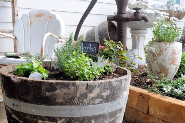 22 best herb  u0026 veggie container garden images on pinterest