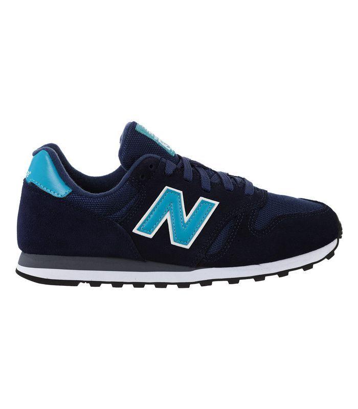 Nuevas zapatillas NEW BALANCE modelo 373 para mujer en El Planeta de las Marcas