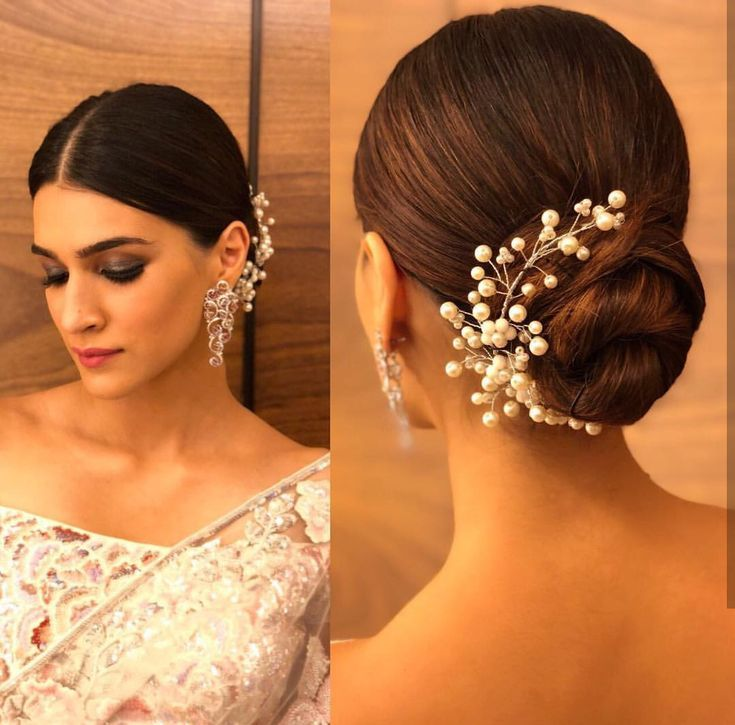 These Hair Styles That Go Well With Saree Engagement Hairstyles Traditional Hairstyle Indian Hairstyles
