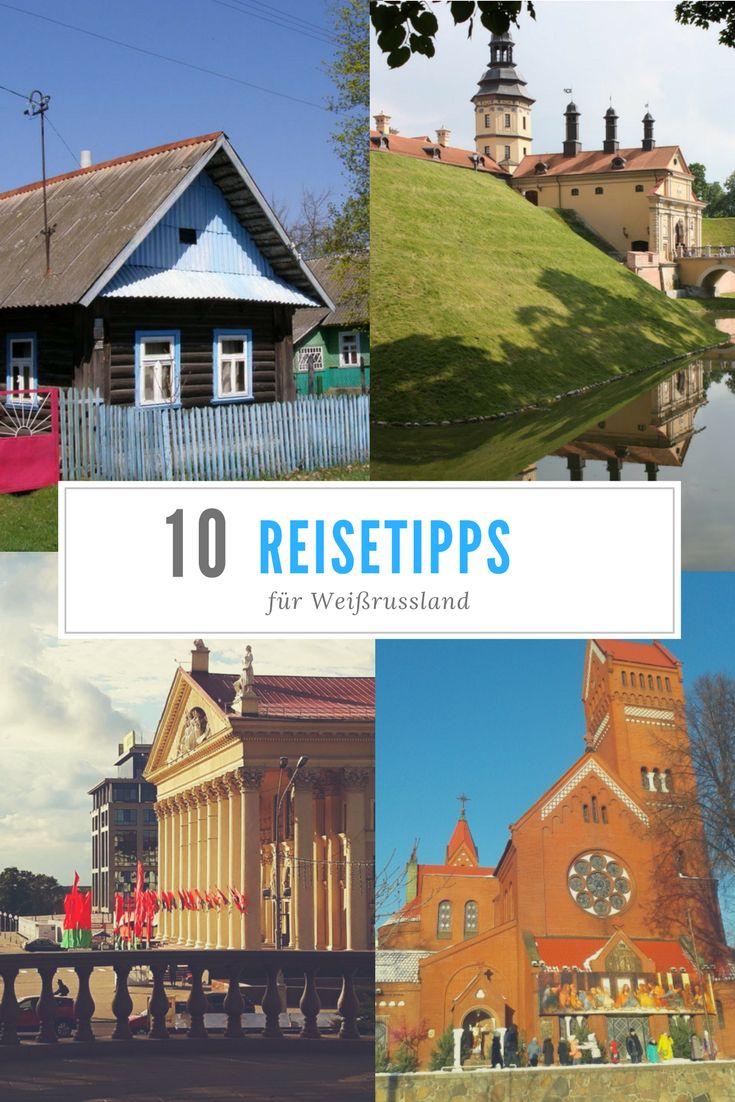 Reisetipps für das unbekannte Land an der Schwelle zur Europäischen Union! Weißrussland, die unbekannte Schöne. Hier gibt es Tipps für einen außergewöhnlichen Urlaub