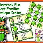 6x9 Envelope Center Full-Color Pages Skill: Addition and Subtraction Fact Family Pages: 8  Each Envelope Center includes a Game Label with clear ea...