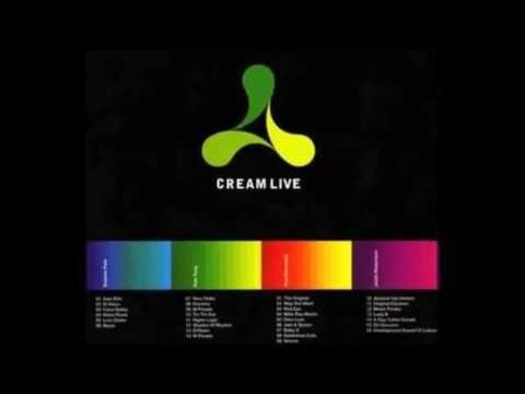 CREAM LIVE 1994 GRAEME PARK PETE TONG