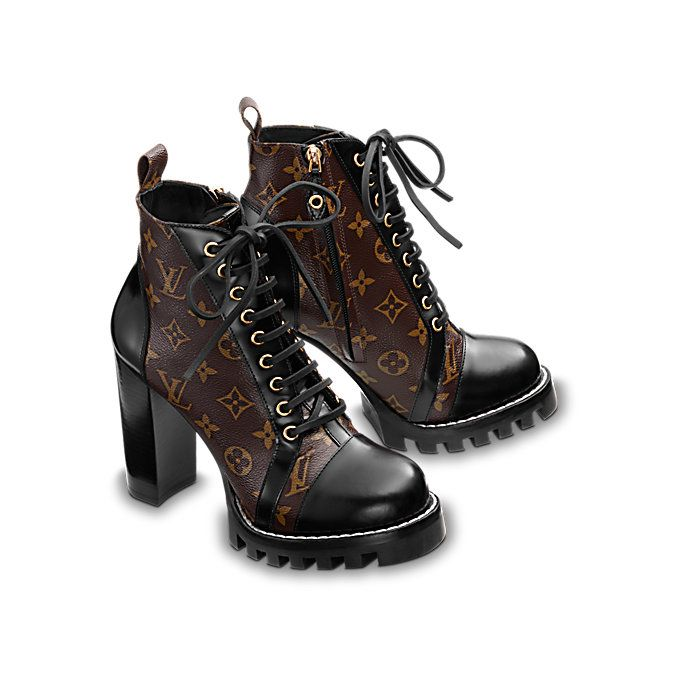 Star Trail Ankle Boot   WOMEN Shoes  | LOUIS VUITTON