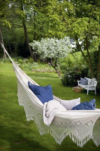 Attractive Best 25+ Garden Hammock Ideas On Pinterest | Wooden Hammock, Hammock Swing  And Outdoor Hammock