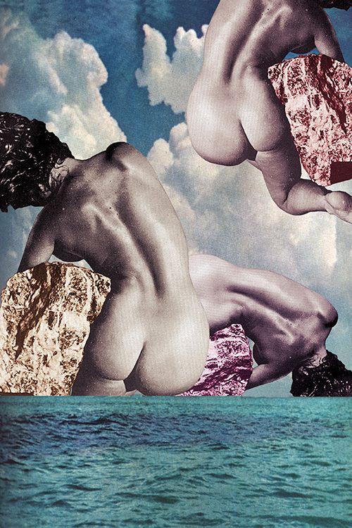 """""""Marooned Mermaids"""" by Eugenia Loli"""