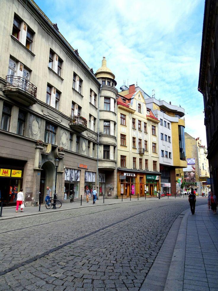 Bielsko-Biała,  ul. Barlickiego