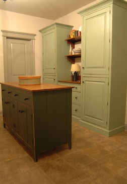 Traditional Kitchens And Cabinets On Pinterest