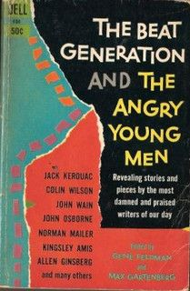 THE BEAT GENERATION AND THE ANGRY YOUNG MEN by roberthuffstutter, via Flickr  beatnik style (please follow minkshmink on pinterest)