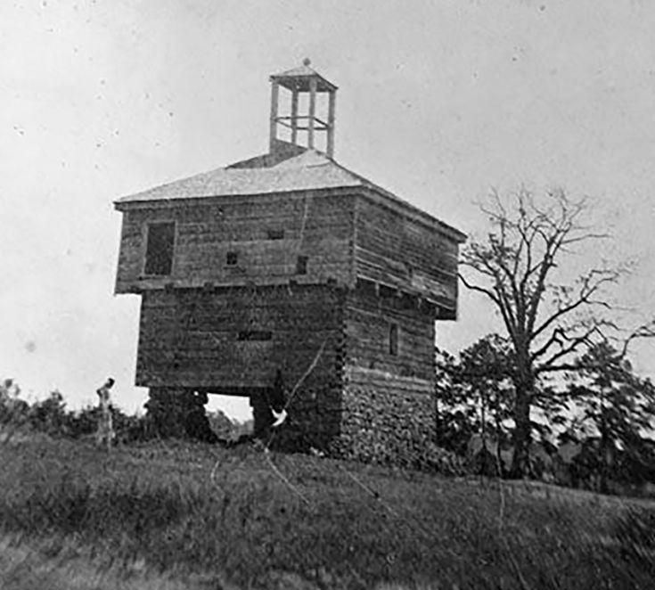 U.S. troops return to Fort Scott, Georgia (Seminole War 200th) – www.exploresouthernhistory.com