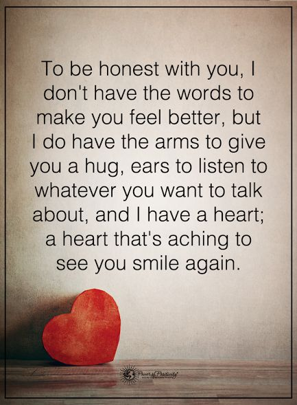 To See You Smile Again With A Man You Can Trusts Hope
