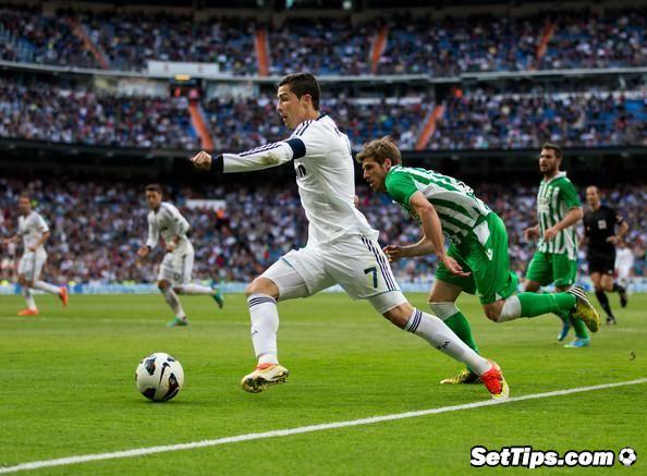 Бетис - Реал Мадрид прогноз: команды будут забивать...