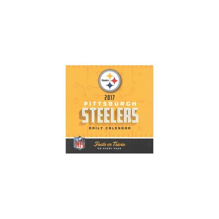 Pittsburgh Steelers 2017 Calendar (Paperback)