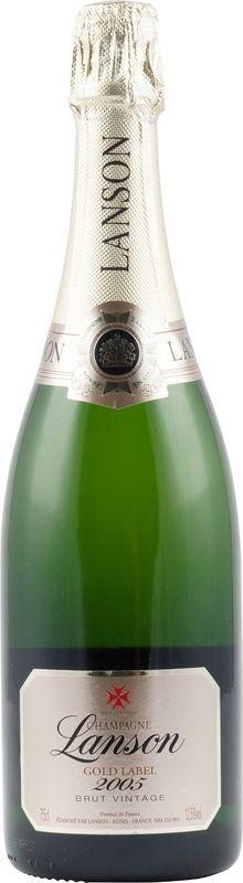 Ein wundervoller Lanson Gold Label Champagner zum wirklich sehr kleinen Preis. Bestellen Sie sich den Jahrgangs-Champagner Lanson Gold Label von 1997 hier im Sh