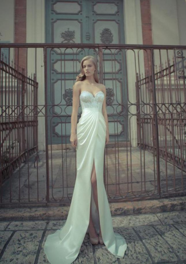 Yaki Ravid Couture Wedding Line 2012 + My Dress Of The Week - Belle the Magazine . The Wedding Blog For The Sophisticated Bride