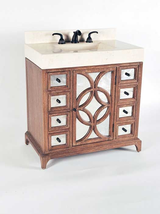 Website With Photo Gallery What us the Standard Depth of a Bathroom Vanity
