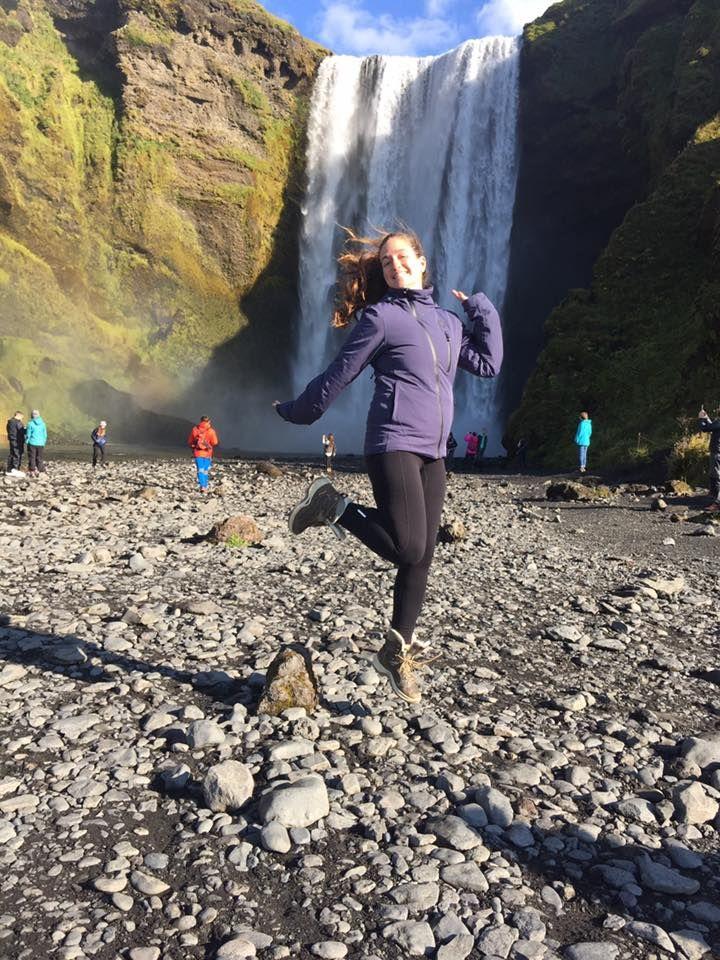Orsden Women's Lift Jacket in Iceland