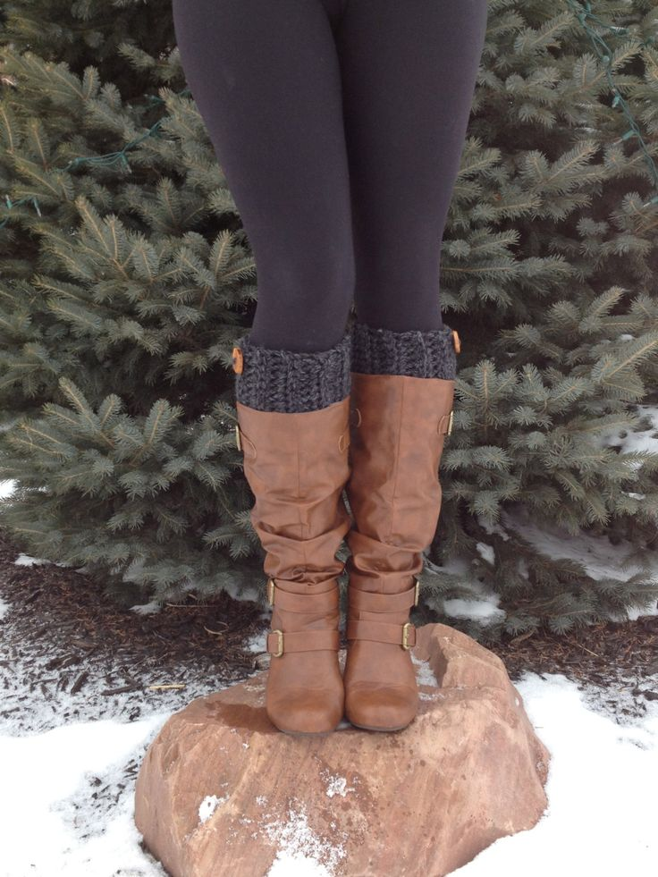 Womens Crochet Boot Cuffs, Boot Toppers, Boot Socks, Faux Leg Warmers, Womens Boot Socks, Textured and Stretchy, Peep Socks,Chunky and Thick by KokoHats on Etsy