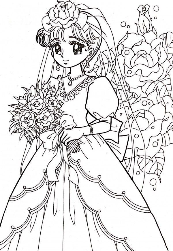 Imágenes kawaii (60 dibujos para colorear) Dibujos
