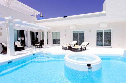 Hotel Bahiazul Villas & Club Fuerteventura in Corralejo (Fuerteventura) - Hotel Bahiazul Villas & Club Fuerteventura in Spanien