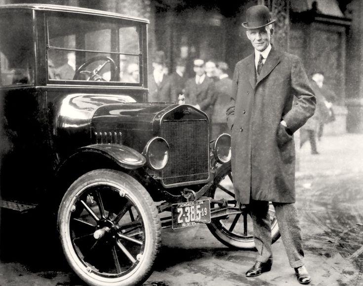 15 nesmrteľných výrokov Henryho Forda